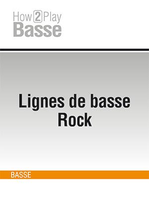 Lignes de basse Rock #1