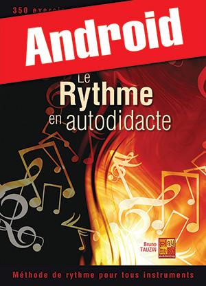 Le rythme en autodidacte - Batterie (Android)