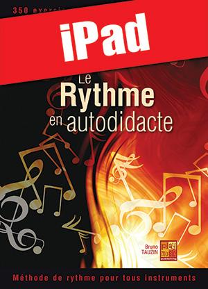 Le rythme en autodidacte - Batterie (iPad)