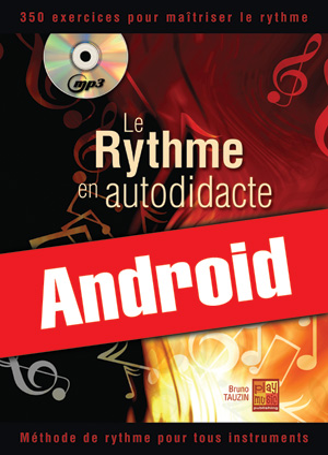 Le rythme en autodidacte - Percussions (Android)