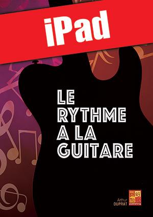Le rythme à la guitare (iPad)