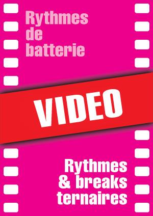Rythmes & breaks ternaires