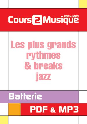 Les plus grands rythmes & breaks jazz