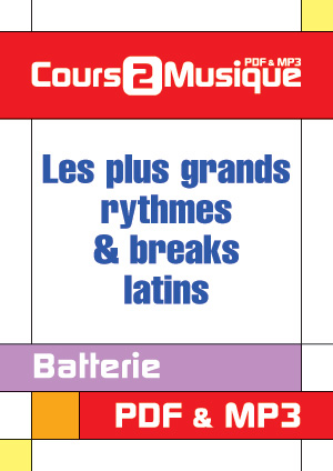 Les plus grands rythmes & breaks latins