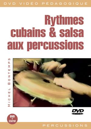 Rythmes cubains & salsa aux percussions