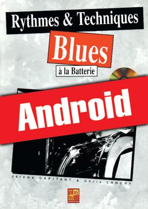Rythmes & techniques blues à la batterie (Android)