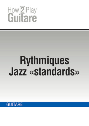 Rythmiques Jazz standards