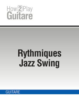 Rythmiques Jazz Swing
