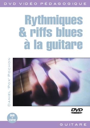 Rythmiques & riffs blues à la guitare
