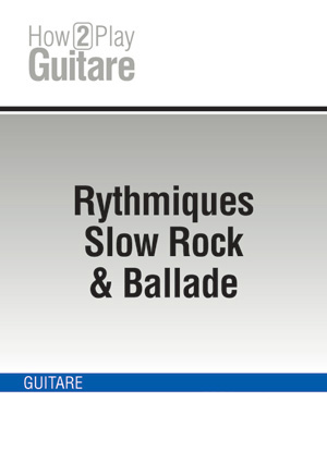 Rythmiques Slow Rock & Ballade