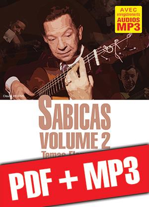 Sabicas Volume 2 - Etude de Style (pdf + mp3)