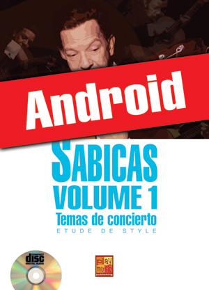 Sabicas Volume 1 - Etude de Style (Android)