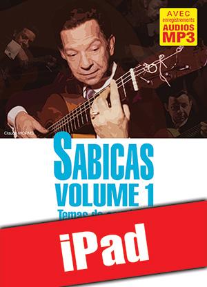 Sabicas Volume 1 - Etude de Style (iPad)