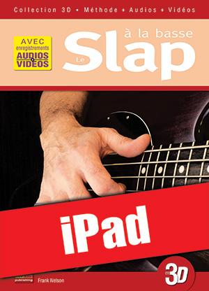 Le slap à la basse en 3D (iPad)