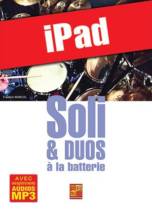 Soli & duos à la batterie (iPad)