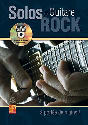 Solos de guitare rock... à portée de mains !