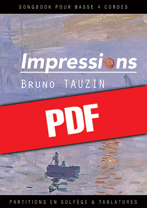 SongBook de Impressions (pdf)