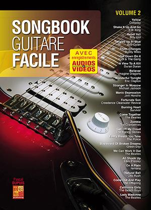 Songbook Guitare Facile - Volume 2