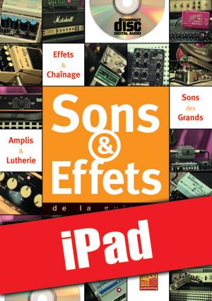 Sons & Effets de la guitare (iPad)