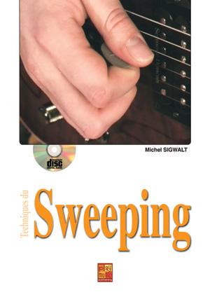 Techniques du sweeping à la guitare