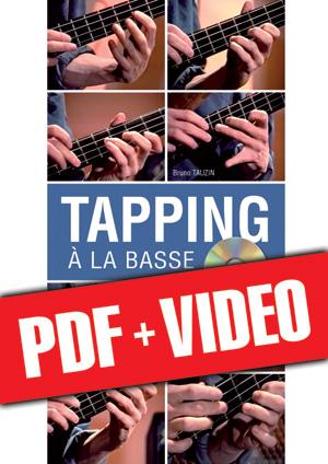Tapping à la basse (pdf + vidéos)