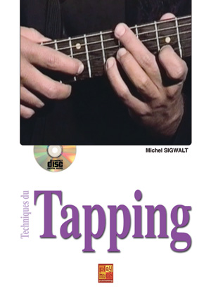 Techniques du tapping à la guitare