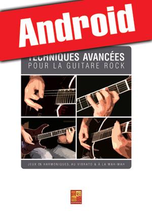 Techniques avancées pour la guitare rock (Android)