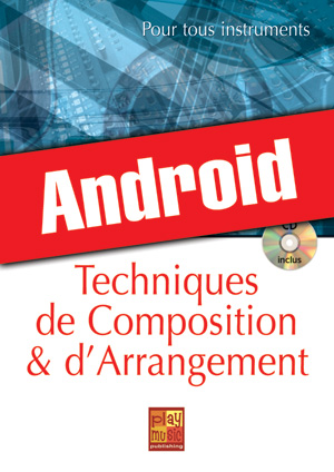 Techniques de composition & d'arrangement - Guitare (Android)