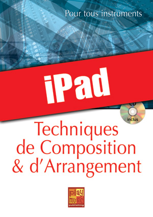 Techniques de composition & d'arrangement - Guitare (iPad)