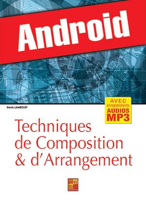 Techniques de composition & d'arrangement - Piano (Android)