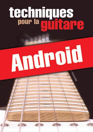 Techniques pour la guitare (Android)