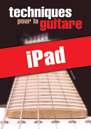 Techniques pour la guitare (iPad)