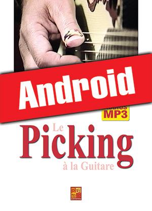 Techniques du picking à la guitare (Android)