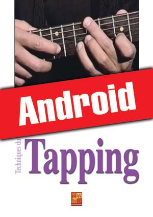 Techniques du tapping à la guitare (Android)