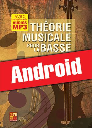 Théorie musicale pour la basse (Android)