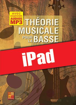 Théorie musicale pour la basse (iPad)