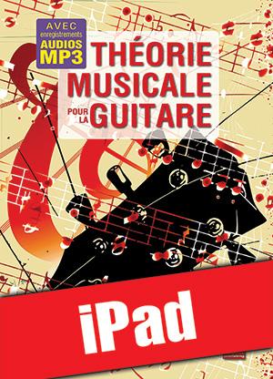 Théorie musicale pour la guitare (iPad)