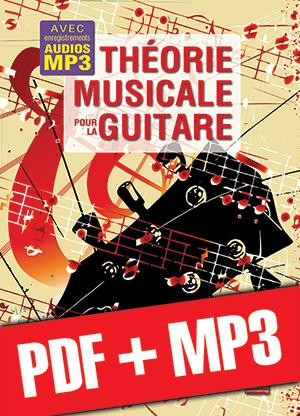 Théorie musicale pour la guitare (pdf + mp3)