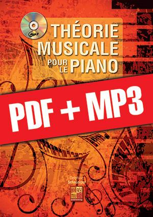 Théorie musicale pour le piano (pdf + mp3)