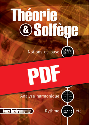 Théorie & solfège - Piano (pdf)
