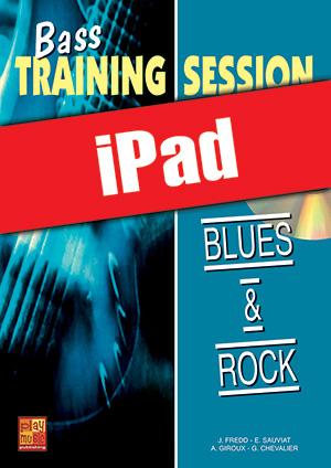 Bass Training Session - Blues & rock (iPad)