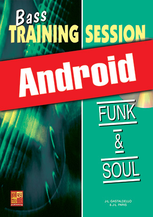 Bass Training Session - Funk & soul (Android)