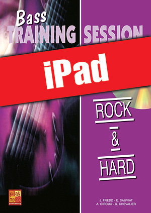 Bass Training Session - Rock & hard (iPad)