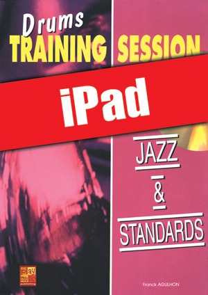 Drums Training Session - Jazz & standards (iPad)