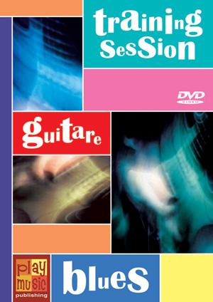 DVD Training Session - Guitare blues
