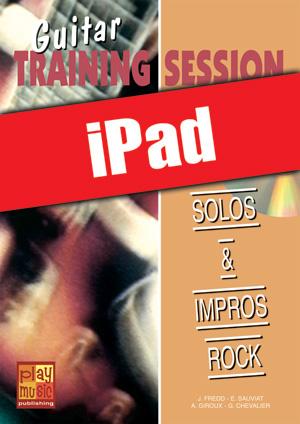 Guitar Training Session - Solos & impros rock (iPad)