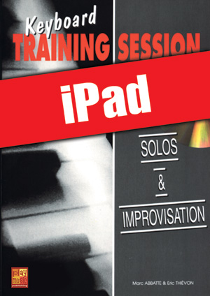 Keyboard Training Session - Solos & improvisation (iPad)