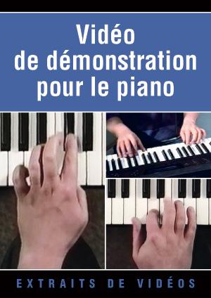Vidéo de démonstration pour le clavier
