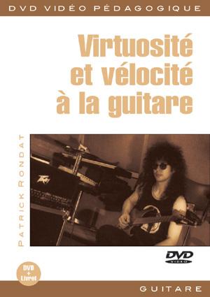 Virtuosité et vélocité à la guitare
