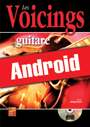 Les voicings de la guitare (Android)